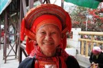 The Smiling Lady ~ Hsing Yun