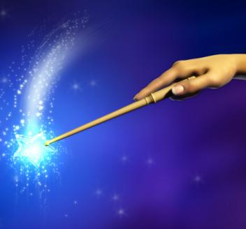 Magic-Wand